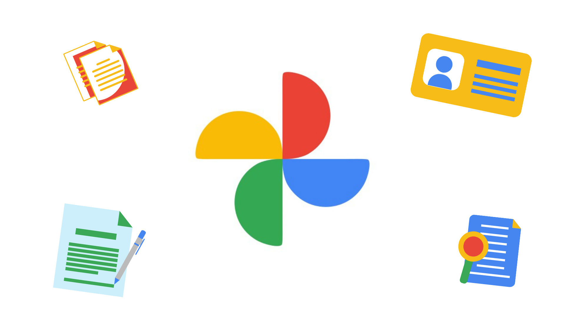 Google Photos gets a 'Documents' section