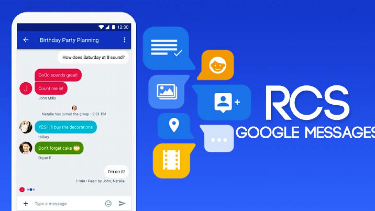 RCS Messaging on Android