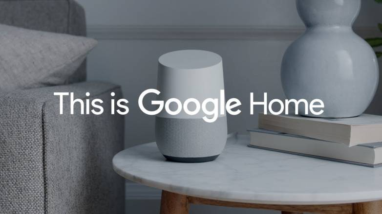 Making calls with Google Home