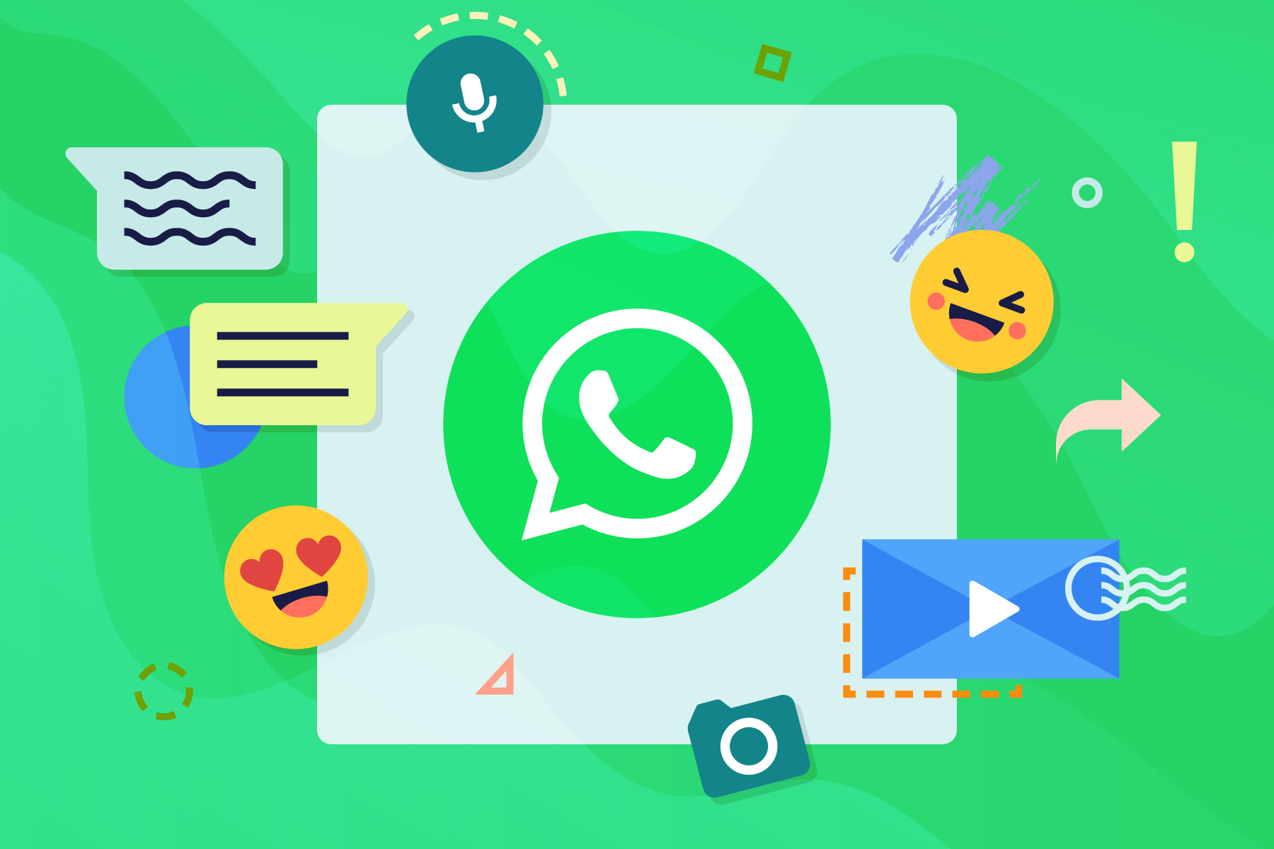 Choose video quality before sharing on Whatsapp