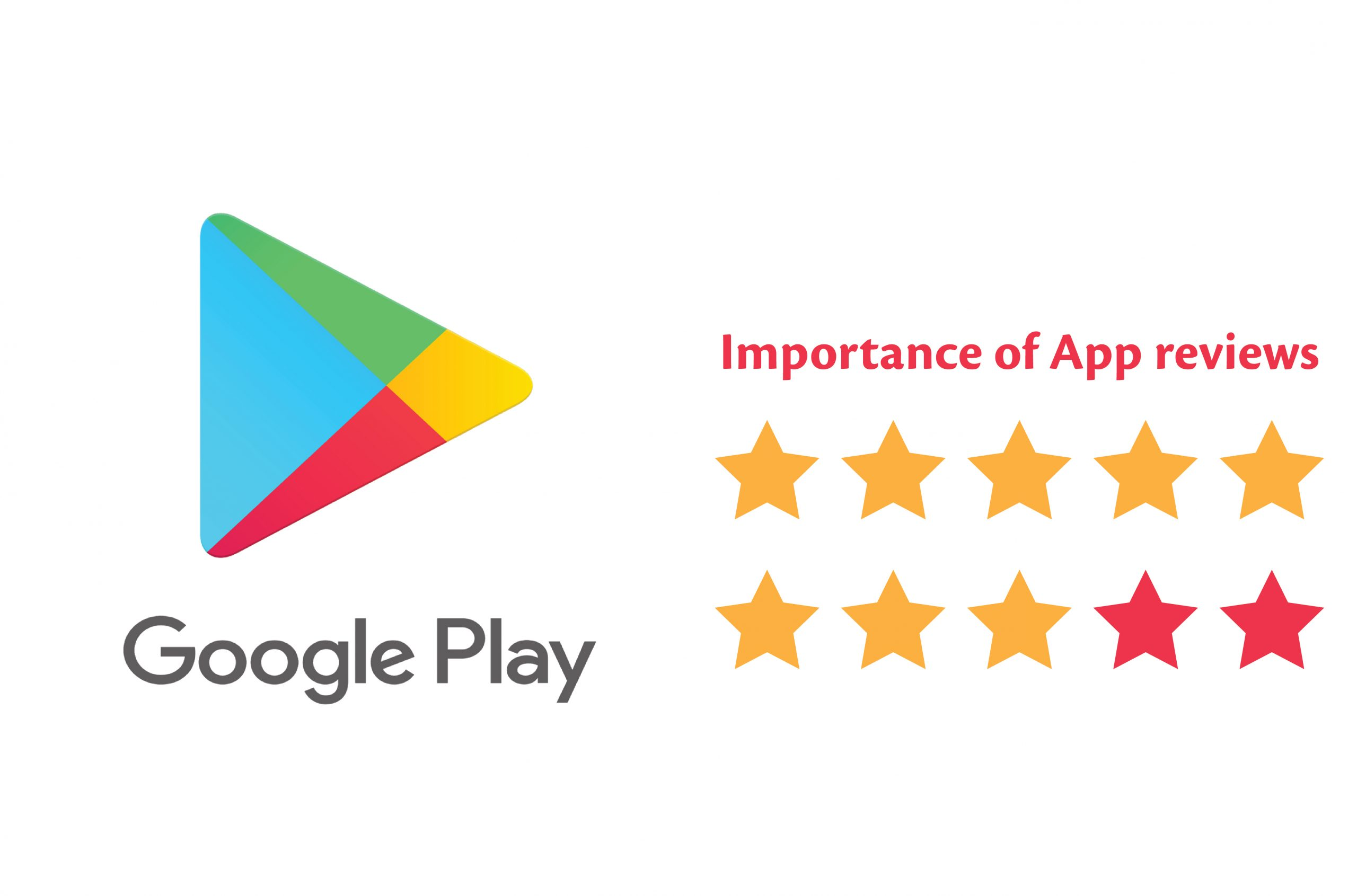 Leave Reviews on Google Play Store