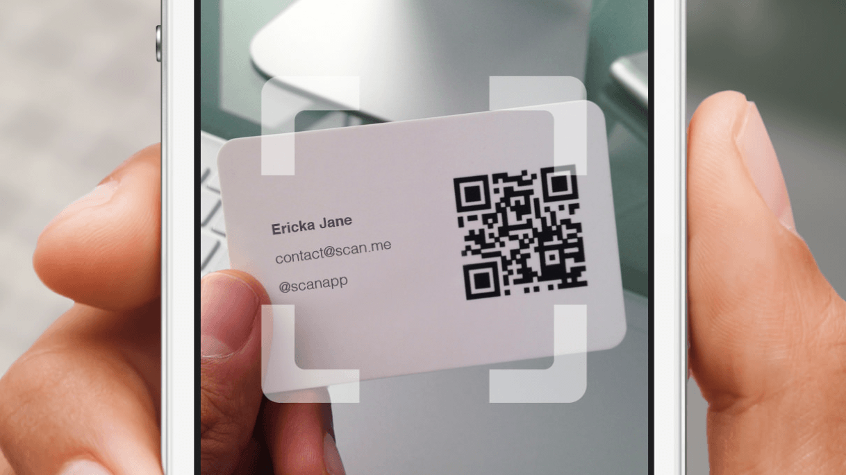 Easily Scan QR Codes Through Your Android Phone