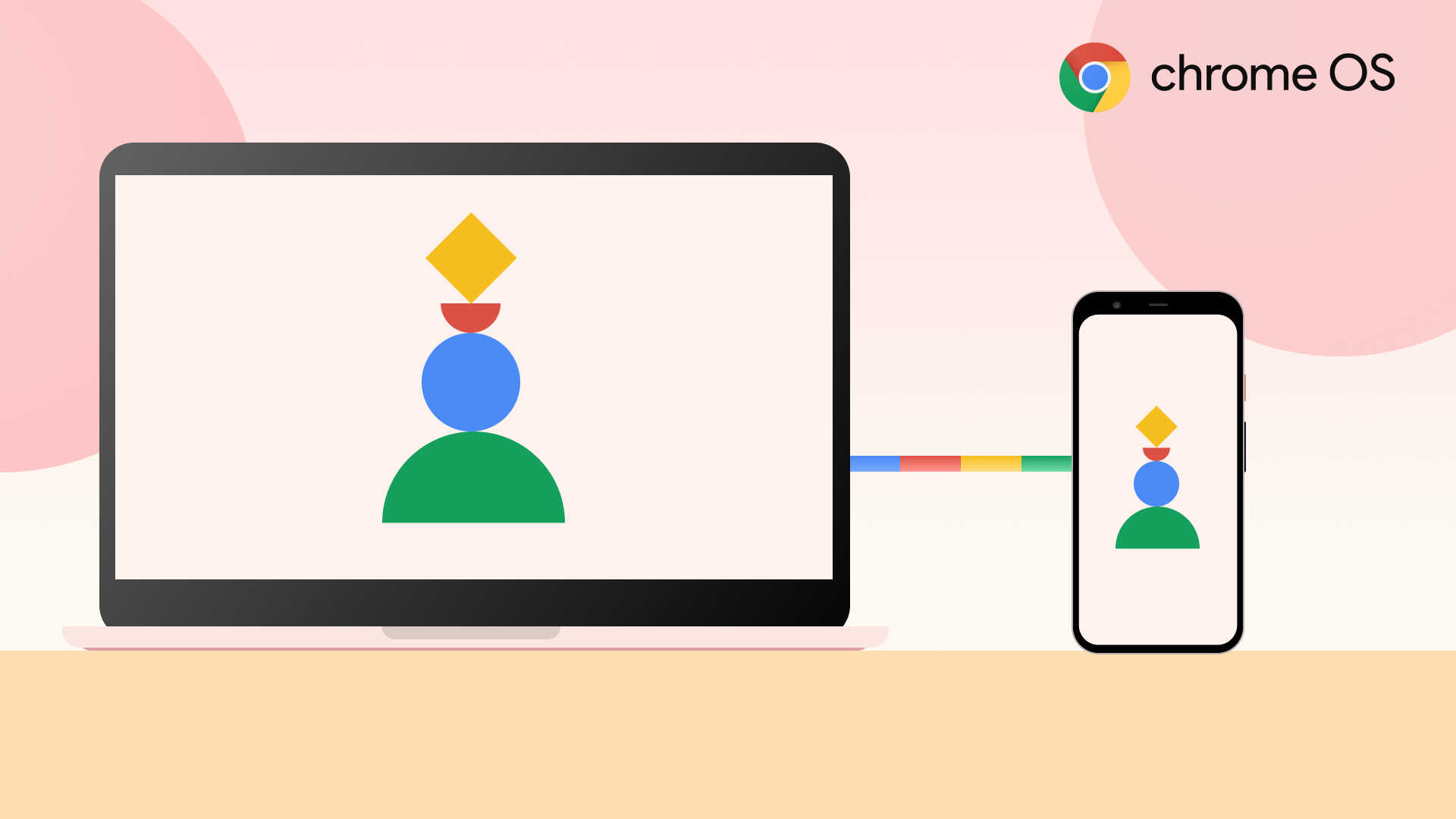 Mirror your phone screen to Chromebooks